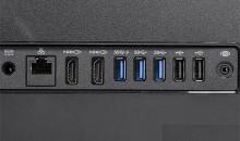Замена/перепайка разъемов (AC/USB/LAN) на моноблоке